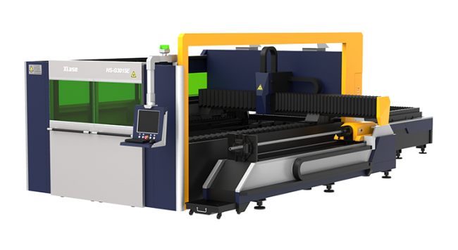 G3015E-F30/60T hybrid laser machine - XLase   High-tech in